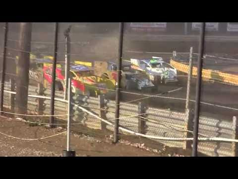 Great Heat Race New Egypt Speedway May 28, 2016