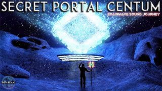Instant Lucid Dreaming Secret Portal 100 (FROZEN IN TIME) Powerful Lucid Dream Music By Theta Realms