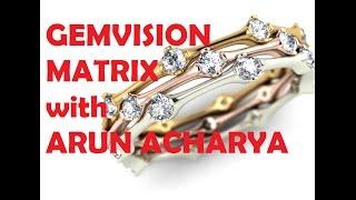Gemvision Matrix Tutorial Day-1 (Beginner level)