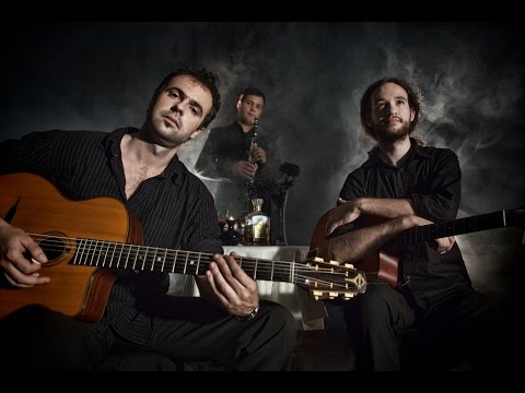 Oridano Gypsy Jazz Band - Oridano's Waltz (Official Music Video)