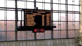 Чемпионат Украины по плаванию 2018 Харьков Акварена Битва Спринтеров женщины