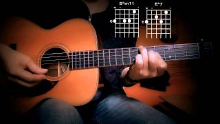 close to you-tommy emmanuel- guitar lesson- fingerstyle guitar