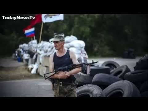 Ukraine crisis Rebel leader says Russian arms on way