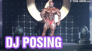 Dennis James Posing Arnold Classic 2010 | The Good Old Stuff by TEAM-ANDRO.com