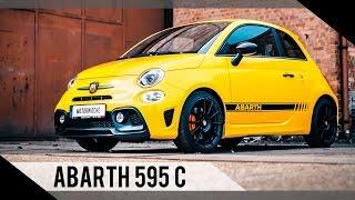 Fiat Abarth 595 Competizione | 2017 | Fiat 500 Abarth | Test | Review | Fahrbericht | MotorWoche(, 2017-03-04T12:37:19.000Z)