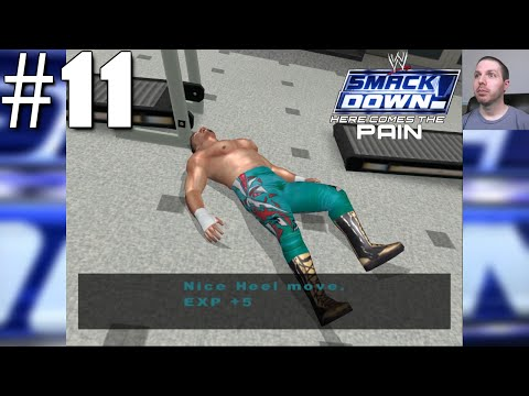 WWE SmackDown! Here Comes the Pain: Season Mode - Part #11