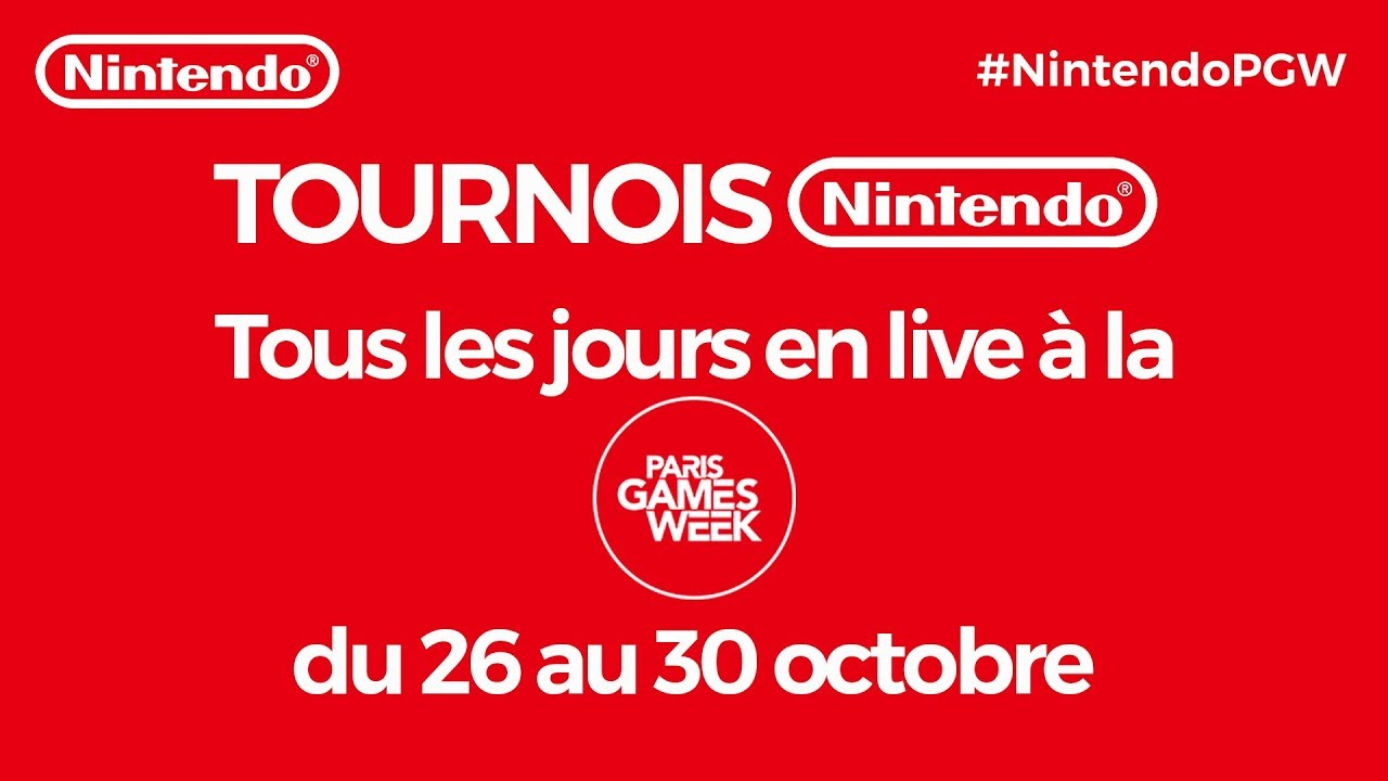 #NintendoPGW en direct - Jour 3