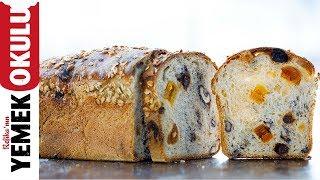 Cevizli Sonbahar Ekmeği | Burak'ın Ekmek Teknesi