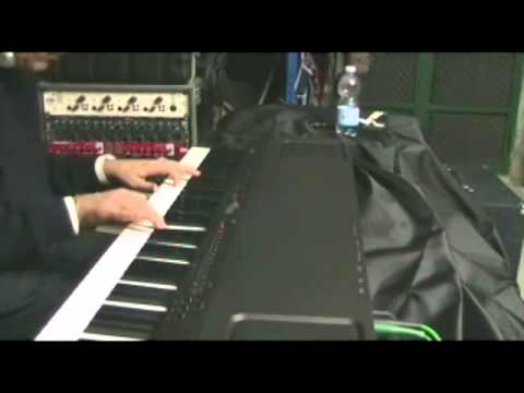 Lyle Mays In Her Family -Yamaha P200- freely played by Marcello Colo   wwwmarcellocolocom