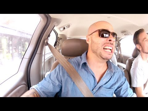 Ed Bassmaster: World's Most Petrified Driver - CAR and DRIVER