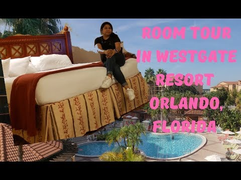 Room Tour in our Resorts @ Westgate Orlando, Florida