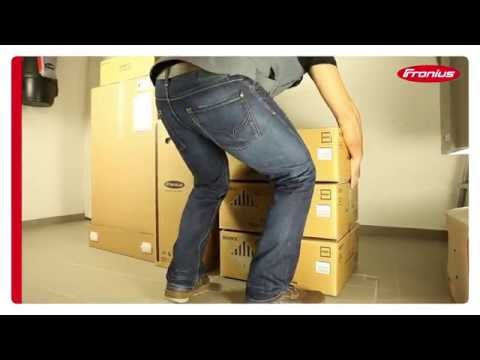 Fronius Energy Package - Installation & Inbetriebnahme