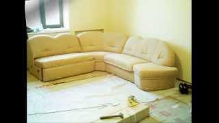 Профессиональная перетяжка мягкой мебели. Днепропетровск.(Перетяжка и ремонт мягкой мебели в Днепропетровске. Профессиональное оборудование и инструменты. Соблюден..., 2014-06-14T19:21:56.000Z)