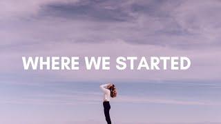 Alan Walker , Dua Lipa Style : Lost Sky ft. Jex Where We Started (Lyrics)