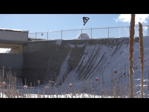 Christian Sparks—Lost Street Footage Uncovered   Snowboarder Magazine