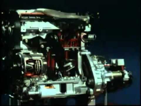 MGF K Series Engine Promotional Video