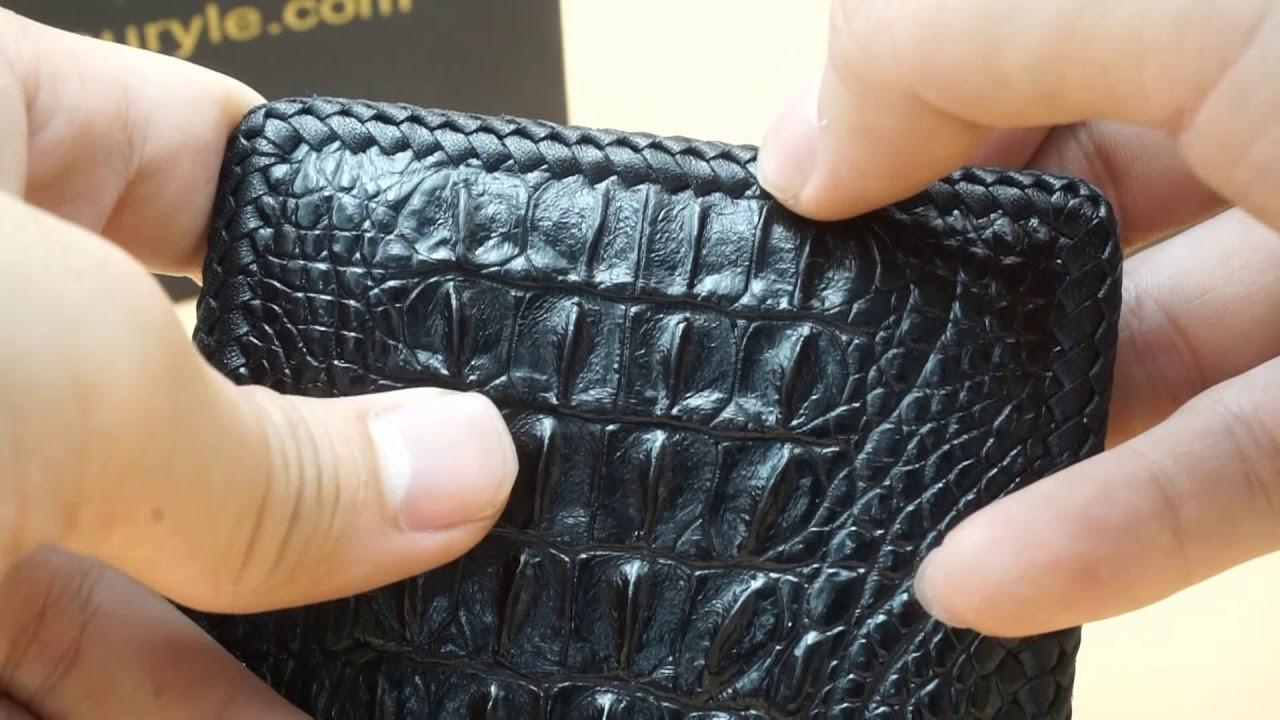 SURYLE – Cách phân biệt ví thật và giả đơn giản nhất