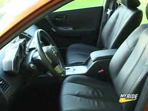 Review: 2003 Nissan Murano SL AWD - YouTube