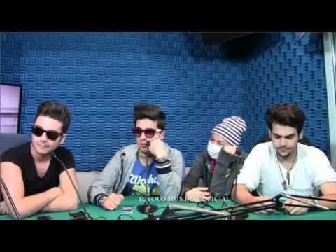 Il Volo en entrevista con 977FM Radio en México editada
