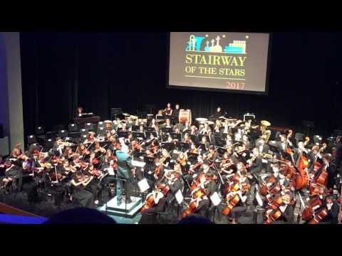 2017 Stairway to the Stars Santa Monica High School Honor Orchestra Romeo and Julie Overture