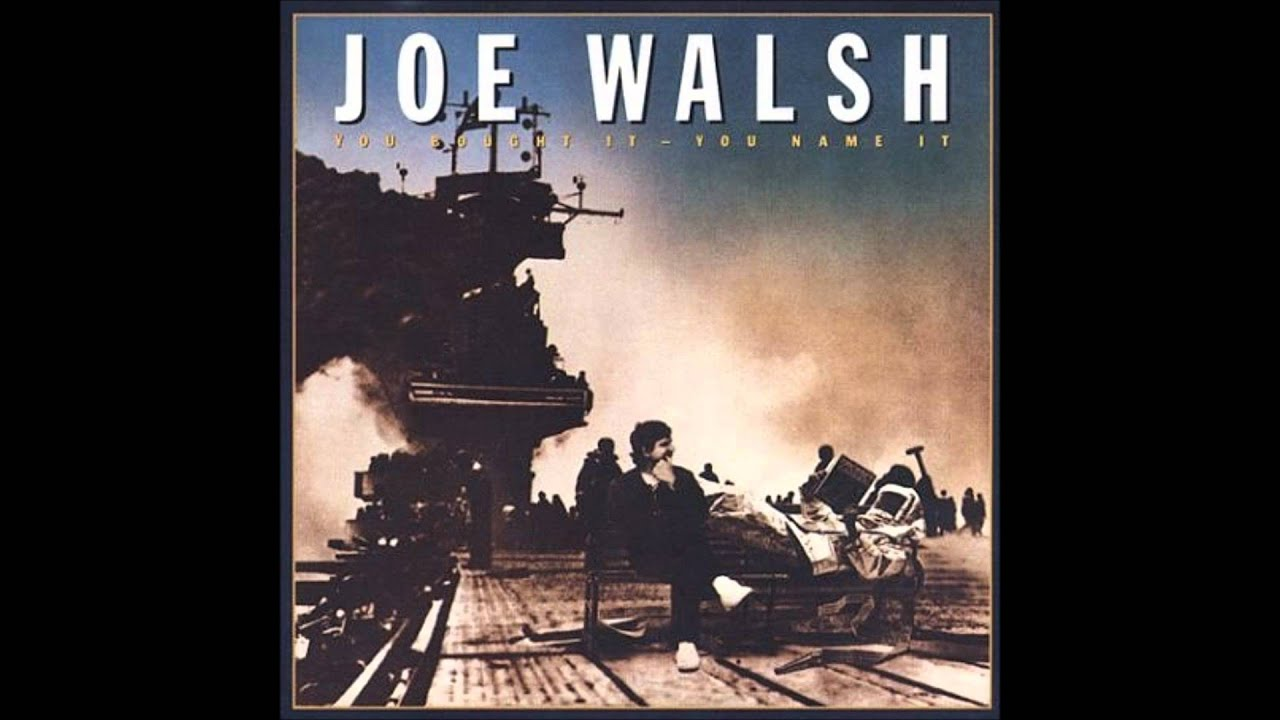 Joe Walsh-I Can Play That Rock and Roll - YouTube
