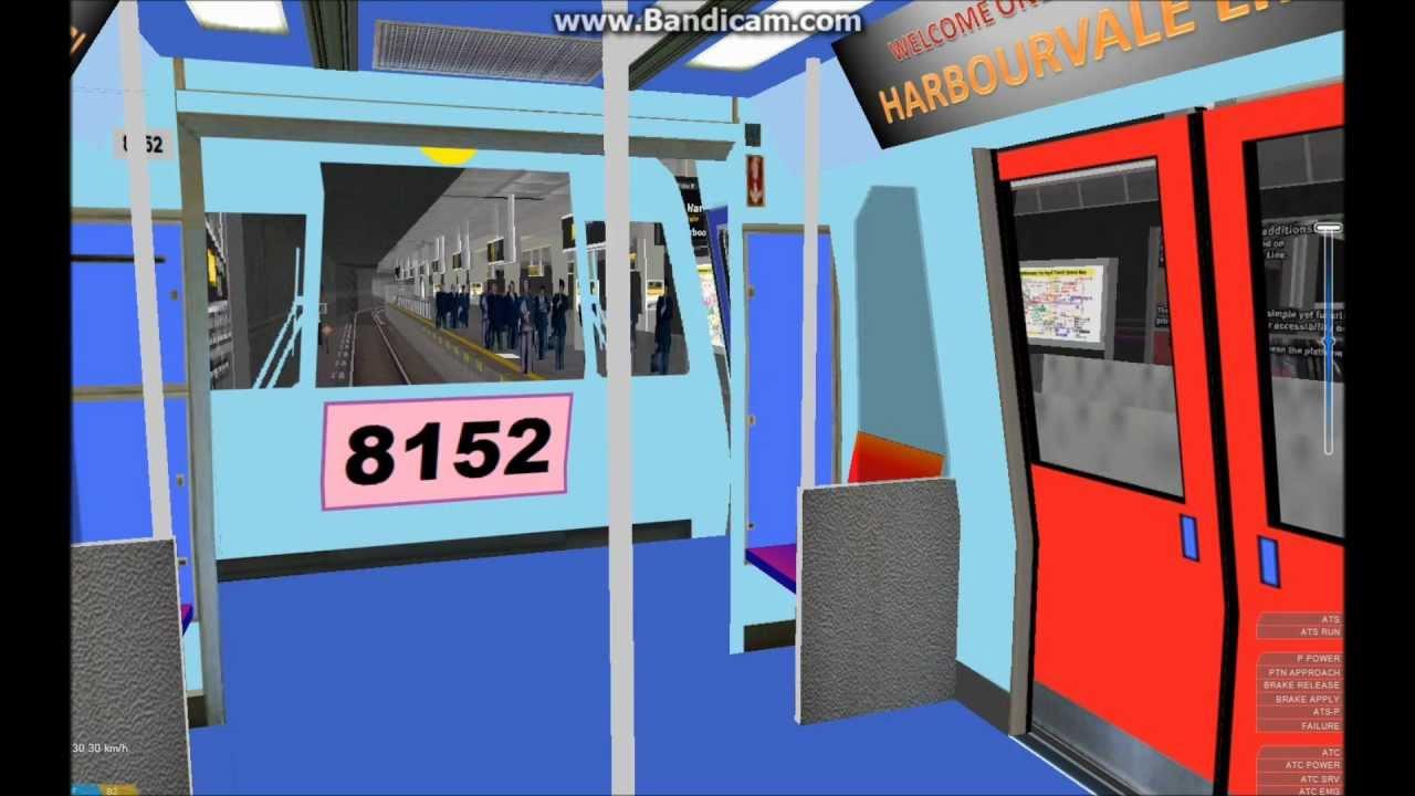 OpenBVE][AJRT][Route Play] C375A Harbourvale Line (Partial