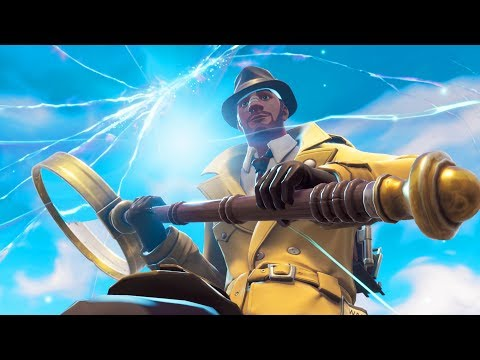 Sherlock Holmes and the Fracture | A Fortnite Film