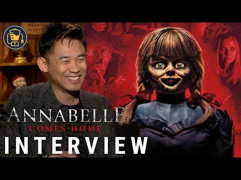 Annabelle Comes Home Exclusive Interviews: James Wan, Mckenna Grace and More