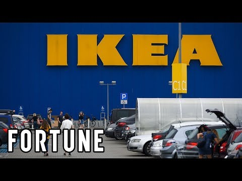 IKEA Rolling Out Smaller Stores I Fortune