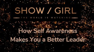 How to be AUTHENTIC - How Being Self Aware Can Lead to Awesome Leadership!