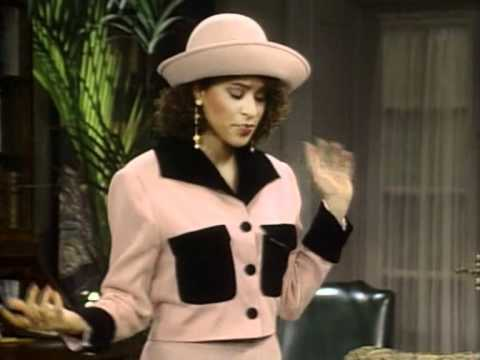 Fresh Prince of Bel Air- Hilary Prepares for Interview