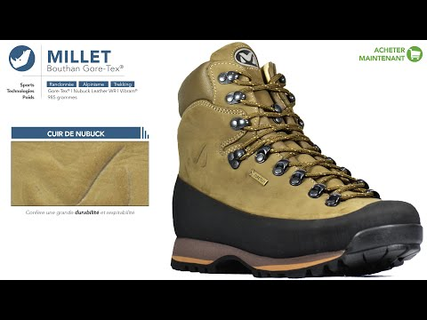 GtxChaussures Millet Sport Bouthan Millet De f7gvYb6y
