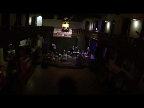 Tabula Futura • A World Electronic Fusion Project • Live @ The Colony  Woodstock, NY