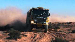 AFRICA ECO RACE 2016 - MAG - Etape 6