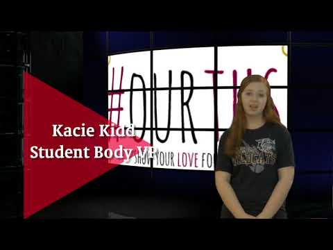 Student Body Officer Candidates 2018-19