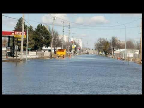 Nuke Plant Prepares for Shutdown, Historic Flooding Cuts Off Nebraska City