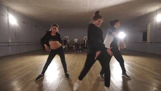 Justin Timberlake - Filthy /Twins Choreography