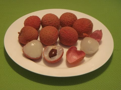 Litchi Fruit: How to Eat Lychee Fruit