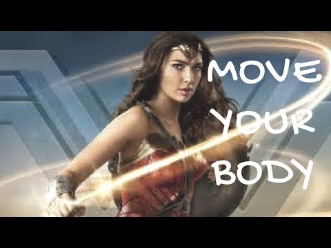 Wonder Woman-Move Your Body