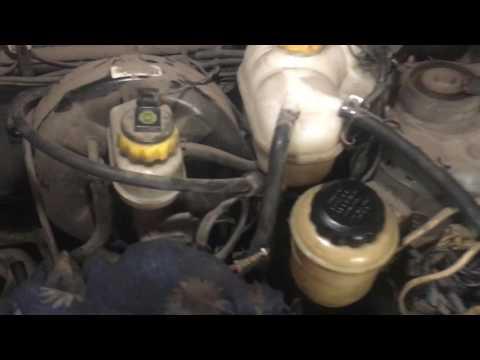 Установка кондиционера,ГУР и ремонт головки ланос 1,5