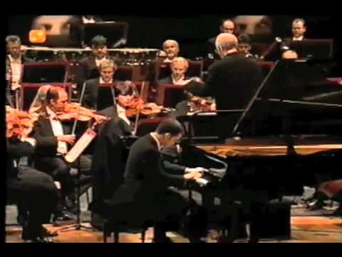 Inon Barnatan / Beethoven concerto no.4, First mvt. Part 1/2