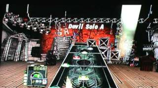 Guitar hero 3 Revolution Deathsquad fc 100% devil solo A
