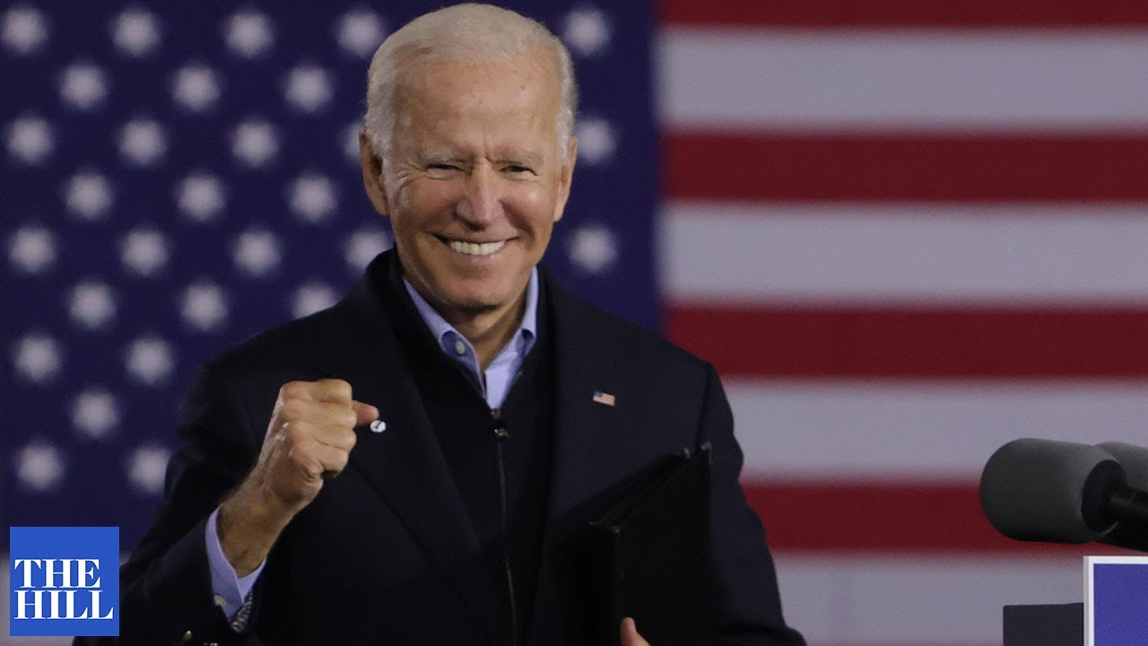 Views of US abroad grow more positive under Biden: Pew
