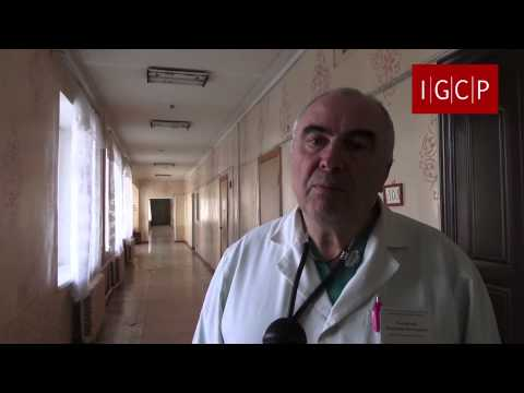 Луганский врач о ранениях мирных жителей. (Война в Донбасе. Прямая речь. Выпуск 2)
