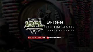 JAN 26 | Sunshine Classic - Live Paintball
