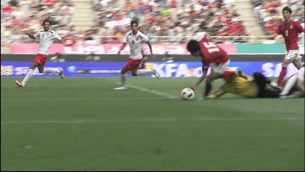 Korea Republic vs Jordan: Asian Qualifiers 2012 (Round 2, 1st Leg)