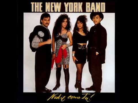 The New York Band - Nadie como Tú -Salsa- (1989)