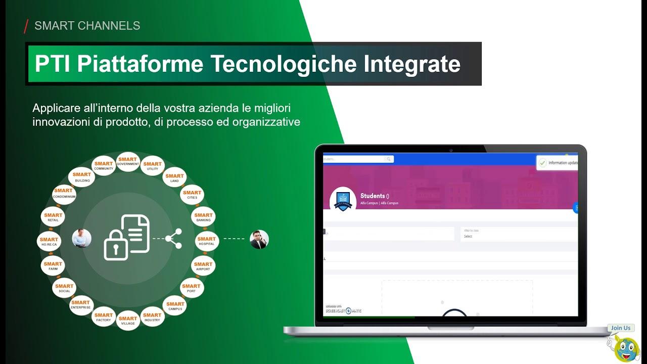 ALFASSA Platform   VIDEO SMI it