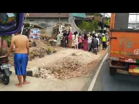 Kecelakaan Maut di Cisaga Kota Banjar Hari ini