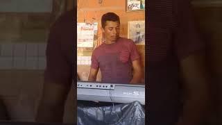 O melhor tecladista e cantor do Maranhão vamos dá uma força pro cara amigos
